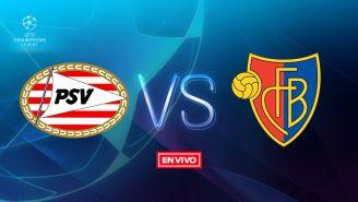 EN VIVO y EN DIRECTO: PSV vs Basel