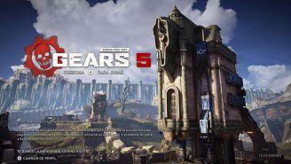 Así es el inicio de Gears 5