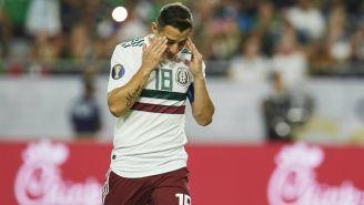 Andrés Guardado lamenta una falla con el Tri