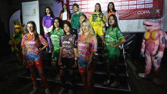 La presentación del uniforme de Alebrijes de Oaxaca