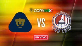 EN VIVO: Pumas vs Atlético San Luis