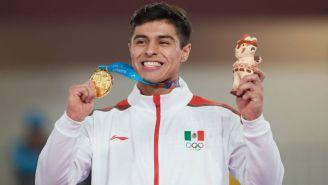 Isaac Núñez, con medalla de oro en Lima 2019