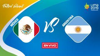 EN VIVO Y EN DIRECTO: México vs Argentina