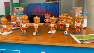 Los Milcos representan algunas de las competencias Panamericanas