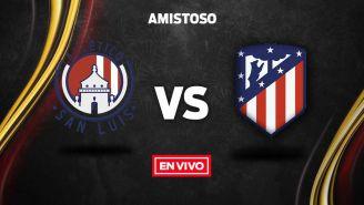 EN VIVO y EN DIRECTO: Atlético de San Luis vs Atlético de Madrid