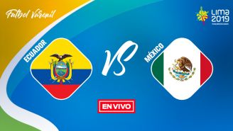 EN VIVO y EN DIRECTO: Ecuador vs México