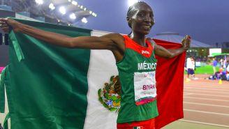 Risper Biyaki Gesabwa se consagra con la Plata en atletismo