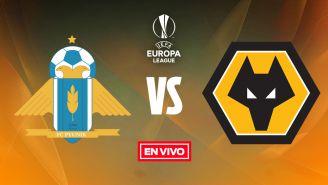 EN VIVO Y EN DIRECTO: Pyunik vs Wolverhampton