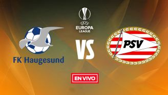 EN VIVO y EN DIRECTO: Haugesund vs PSV Eindhoven