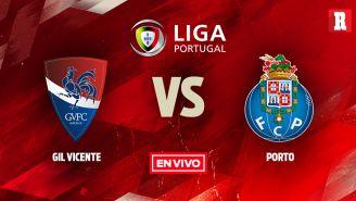 EN VIVO y EN DIRECTO: Gil Vicente vs Porto
