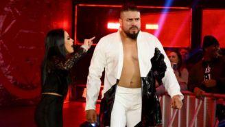 Andrade Cien Almas, luchador mexicano en WWE