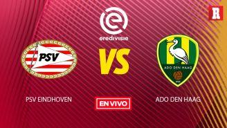 EN VIVO y EN DIRECTO: PSV vs vs ADO Den Haag
