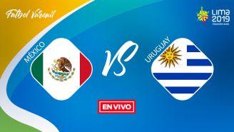 EN VIVO y EN DIRECTO: México vs Uruguay