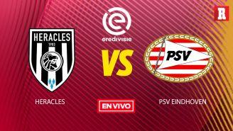 EN VIVO y EN DIRECTO: Heracles vs PSV Eindhoven