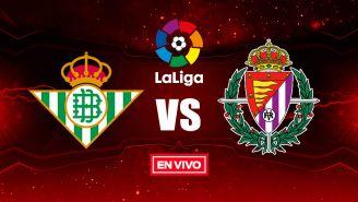 EN VIVO y EN DIRECTO: Betis vs Valladolid
