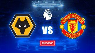 EN VIVO y EN DIRECTO: Wolverhampton vs Manchester United