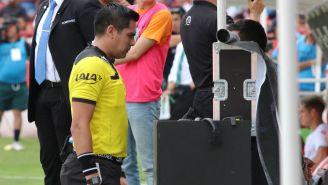 Alejandro Funk Villafañe acude al VAR