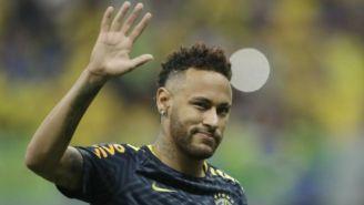 Neymar, después de un partido