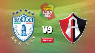 EN VIVO y EN DIRECTO: Pachuca vs Atlas