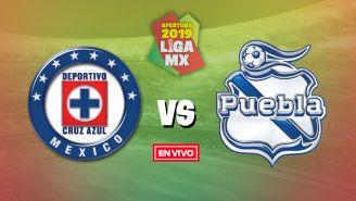 EN VIVO y EN DIRECTO: Cruz Azul vs Puebla