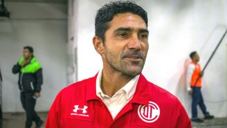 Antonio Naelson, presente durante un partido entre Cruz Azul y Toluca