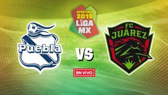 EN VIVO y EN DIRECTO: Puebla vs Juárez