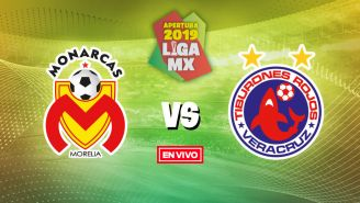 EN VIVO Y EN DIRECTO: Monarcas vs Veracruz
