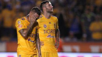 Edu Vargas y Gignac lamentan empate contra León