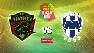 EN VIVO Y EN DIRECTO: Juárez vs Monterrey