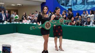 Cinturones mayas del CMB