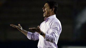 Alfonso Sosa en partido con Atlético de San Luis