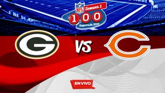 EN VIVO Y EN DIRECTO: Green Bay Packers vs Chicago Bears