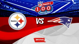 EN VIVO y EN DIRECTO: Pittsburgh Steelers vs New England Patriots
