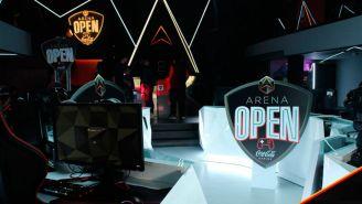 'Escenario' del Arena Open