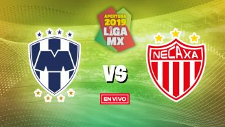 EN VIVO y EN DIRECTO: Monterrey vs Necaxa