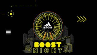 Promocional de Boost Night