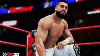 Andrade Cien Almas en una imagen del videojuego