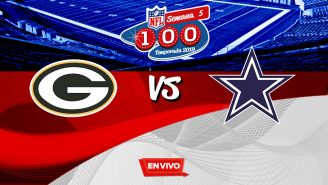 EN VIVO Y EN DIRECTO: Green Bay Packers vs Dallas Cowboys