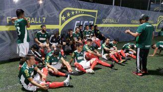 El equipo mexicano de Futbol 7