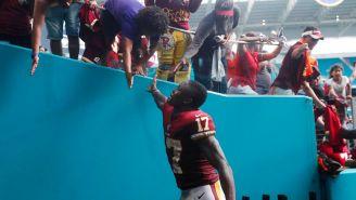 Redskins obtienen su primer triunfo ante unos lamentables Dolphins