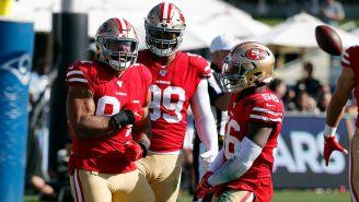 La defensiva de los 49ers es de las más temibles de la NFL