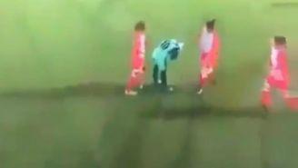 Partido disputado en el Campeonato Femenino Asia Occidental
