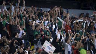 La afición de la Selección Mexicana se divierte en duelo contra Panamá