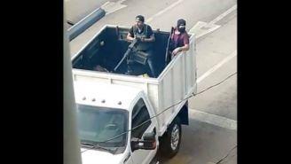 Comando armado trata de recuperar al hijo del Chapo