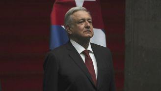 López Obrador en conferencia de prensa