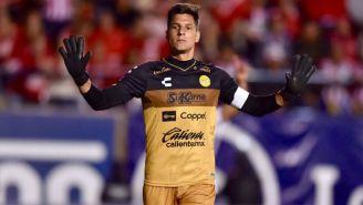 Gaspar Servio, guardameta de Dorados