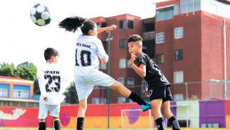 La pasión por el futbol que se vive en el Deportivo Cuauhtémoc