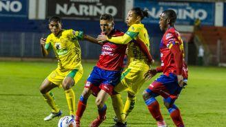 Un partido entre Cúcuta y Deportivo Pasto
