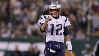 Tom Brady, quarterback de los New England Patriots