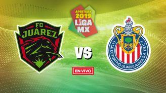EN VIVO Y EN DIRECTO: FC Juárez vs Chivas